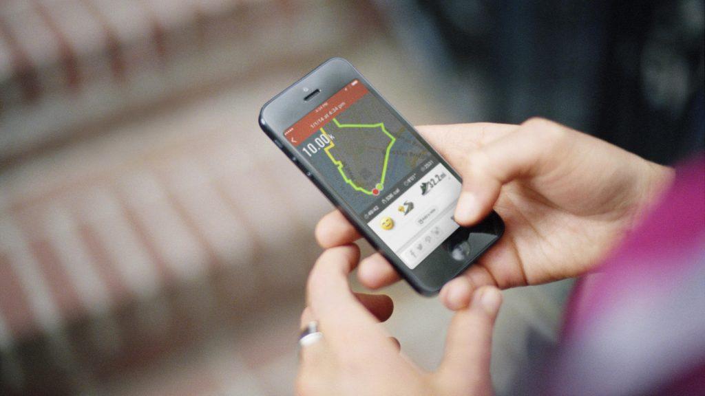 NikeFuel app