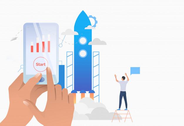 App Launch - Upshot.ai