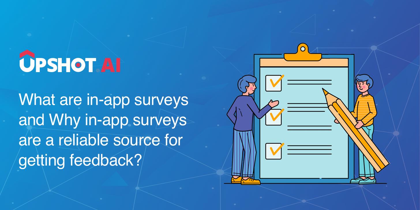 Inapp surveys